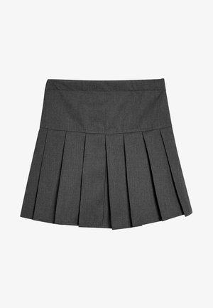 Falda plisada - grey