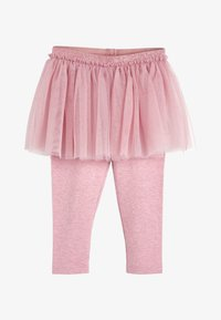 Next - TUTU  - Leggings - mottled pink - 0