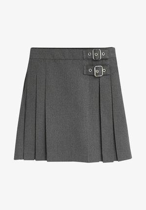 KILT - Veckad kjol - grey