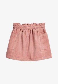 Next - Veckad kjol - pink - 0