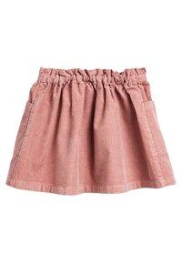 Next - Veckad kjol - pink - 1