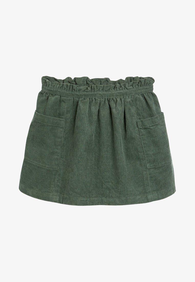 Next - Jupe plissée - green