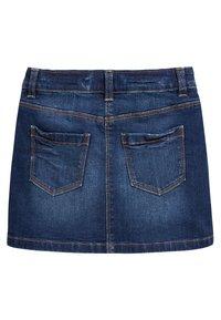 Next - Denim skirt - blue - 1