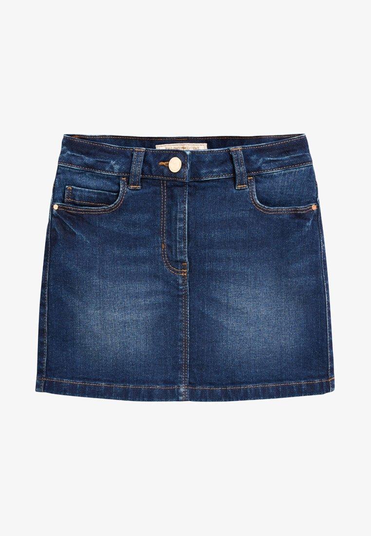 Next - Denim skirt - blue