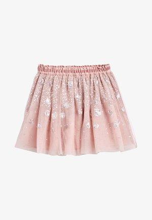 Plooirok - pink