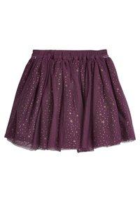 Next - TUTU  - Pleated skirt - purple - 1