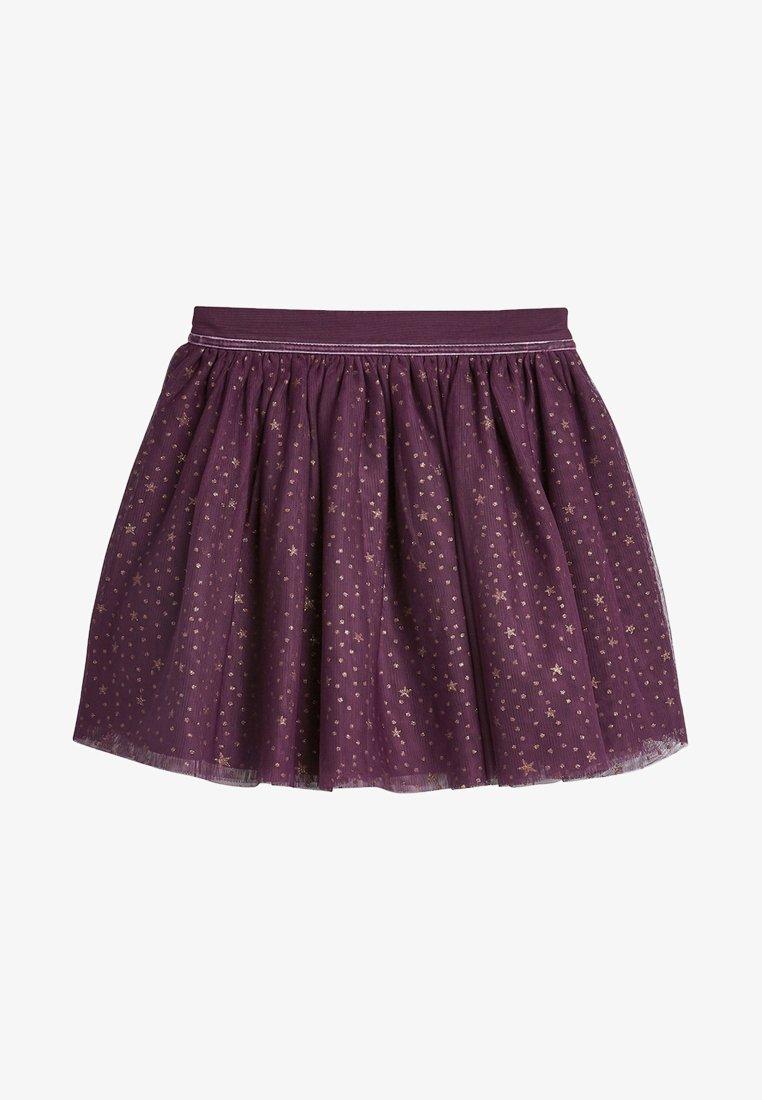 Next - TUTU  - Pleated skirt - purple