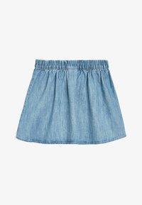 Next - DENIM BLUE UNICORN SEQUIN SKIRT (3MTHS-7YRS) - Jeansrok - blue - 1