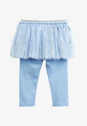 "PALE BLUE DISNEYÂ""¢ FROZEN 2 TUTU AND LEGGINGS SET (3MTHS-7YRS) - Jupe trapèze - blue"