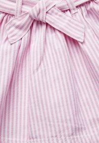 Next - PINK BELTED SKIRT (3MTHS-7YRS) - A-snit nederdel/ A-formede nederdele - pink - 2