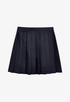 NAVY KILT (3-16YRS) - A-line skirt - blue