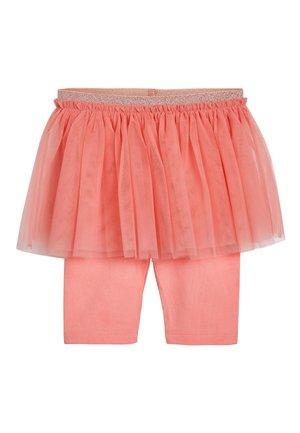 Puffball skirt - pink