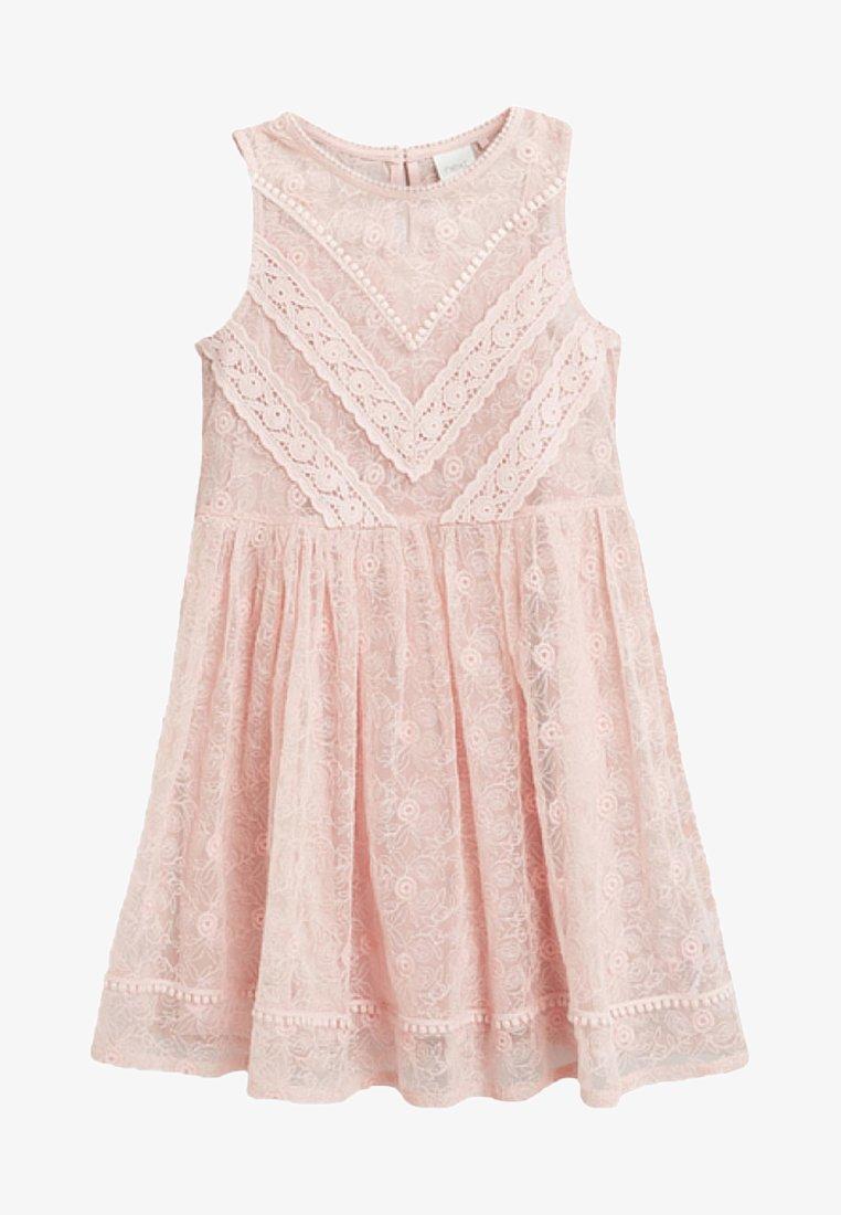 Next - Cocktailkleid/festliches Kleid - pink