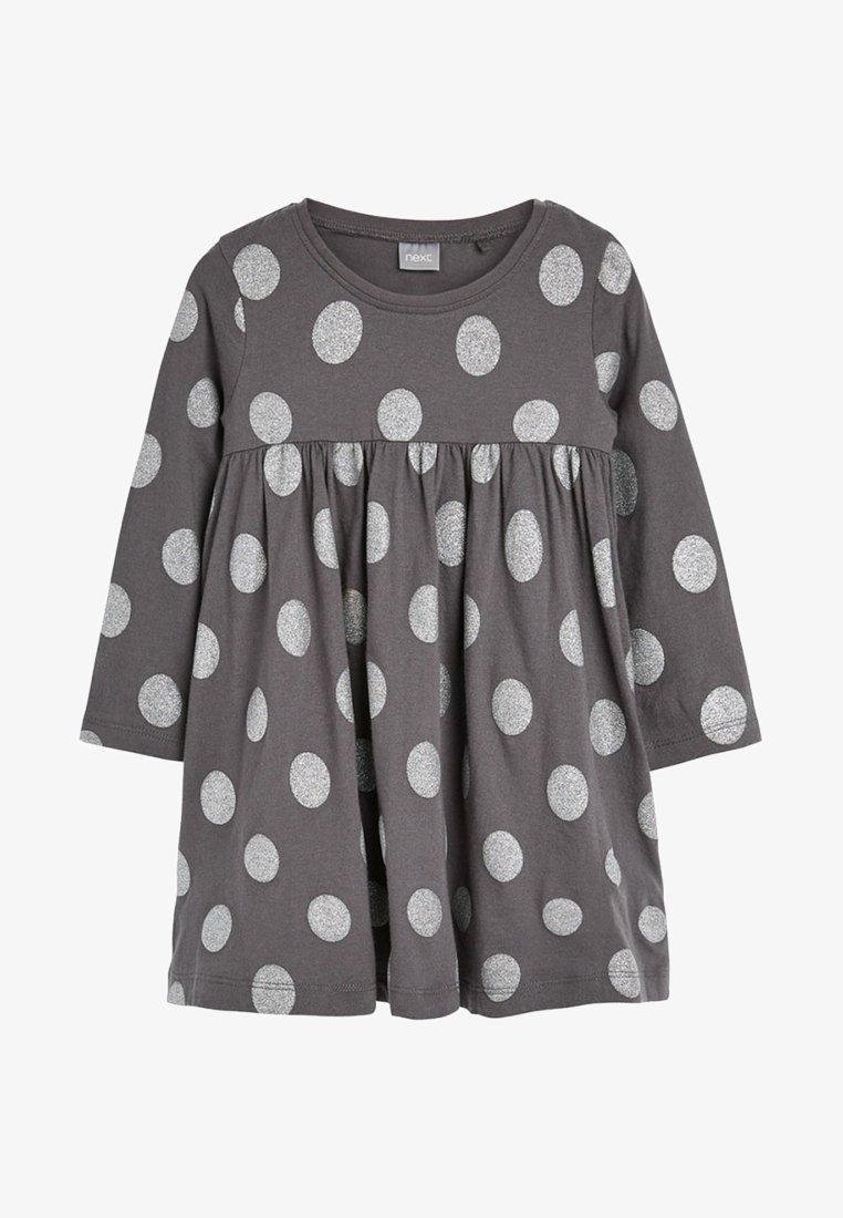 Next - OCHRE - Day dress - grey