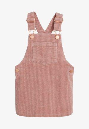 PINAFORE - Korte jurk - pink