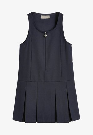 PINAFORE - Korte jurk - blue