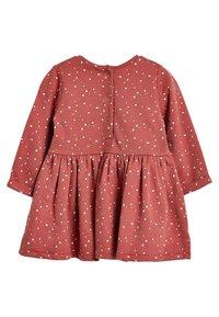 Next - Korte jurk - brown - 1