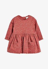 Next - Korte jurk - brown - 0