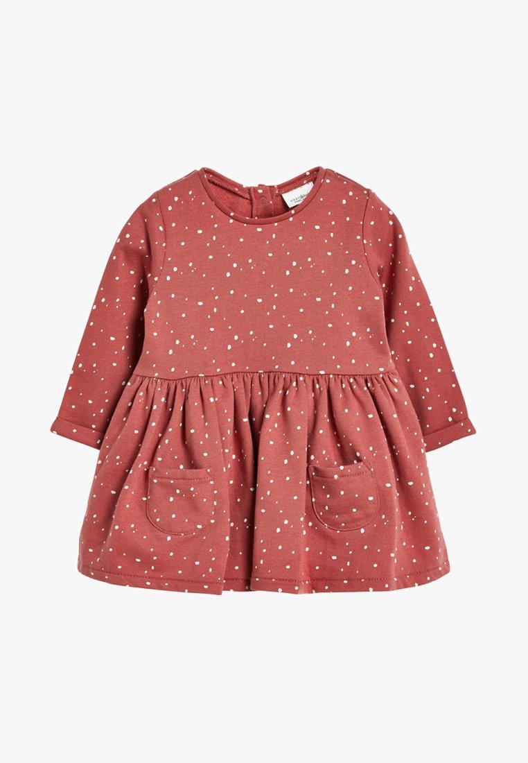 Next - Korte jurk - brown