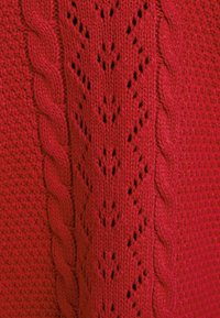 Next - FRILL CABLE - Robe pull - red - 2