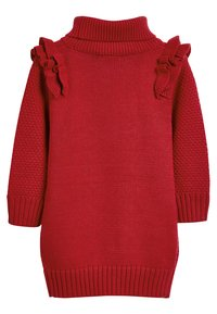 Next - FRILL CABLE - Robe pull - red - 1