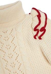 Next - Gebreide jurk - off-white - 2