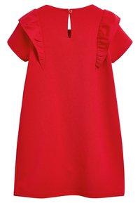 Next - PONTE  - Robe pull - red - 1