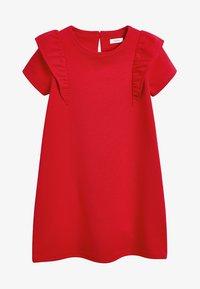 Next - PONTE  - Robe pull - red - 0