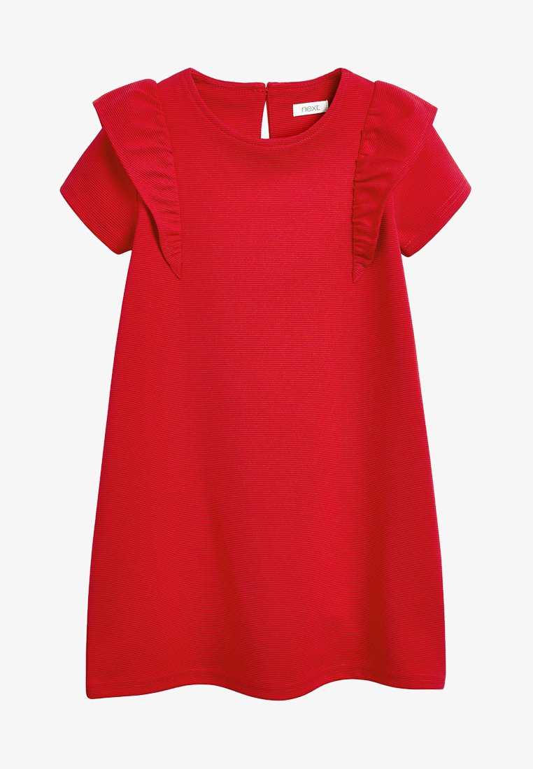 Next - PONTE  - Robe pull - red