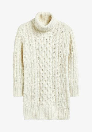 CABLE - Robe pull - off-white