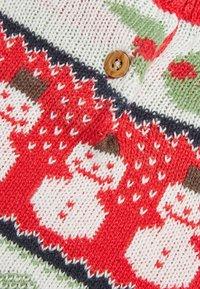 Next - Gebreide jurk - red - 2