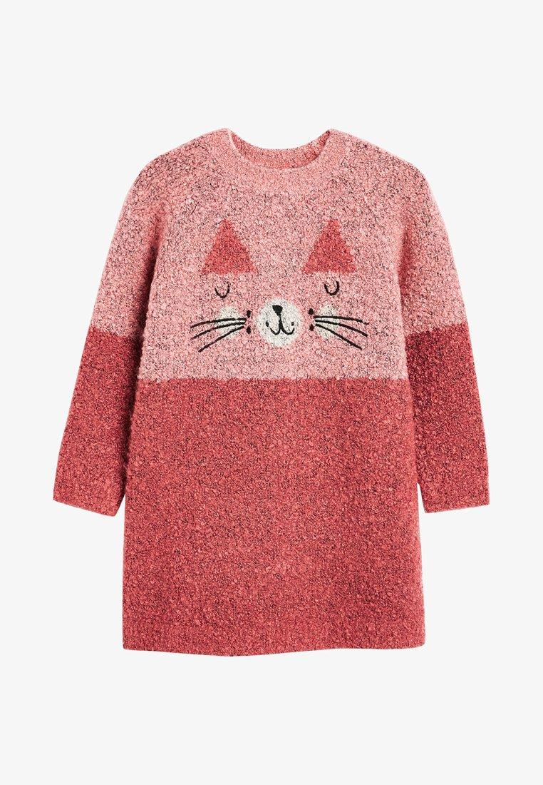 Next - Robe pull - pink