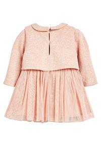 Next - Korte jurk - pink - 1