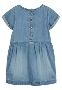 Next - DENIM POCKET DRESS (3MTHS-7YRS) - Denní šaty - blue