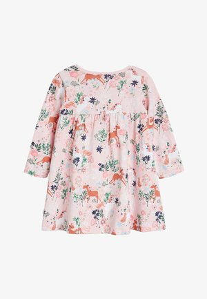 "DISNEYÂ""¢ FROZEN 2 LILAC DRESS (3MTHS-7YRS) - Jerseyjurk - pink"