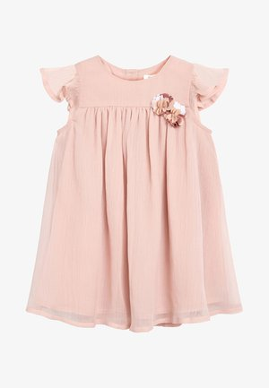 PINK CORSAGE DRESS (3MTHS-7YRS) - Vestito estivo - pink