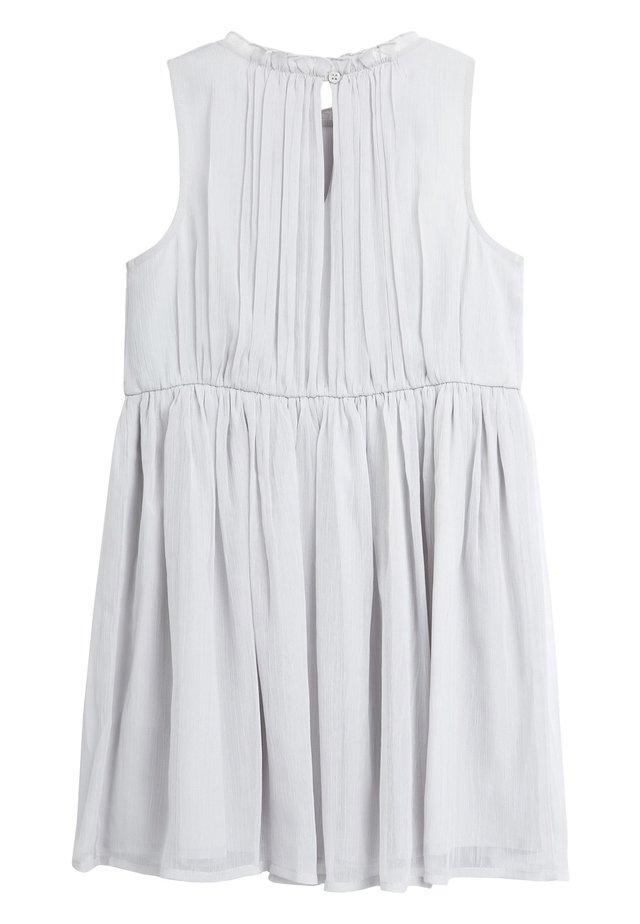 PINK CORSAGE DRESS (3-16YRS) - Vardagsklänning - grey