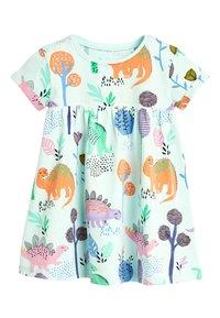 Next - Jersey dress - multi-coloured - 0