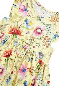 Next - OCHRE COLLAR DRESS (3MTHS-7YRS) - Paitamekko - yellow - 2