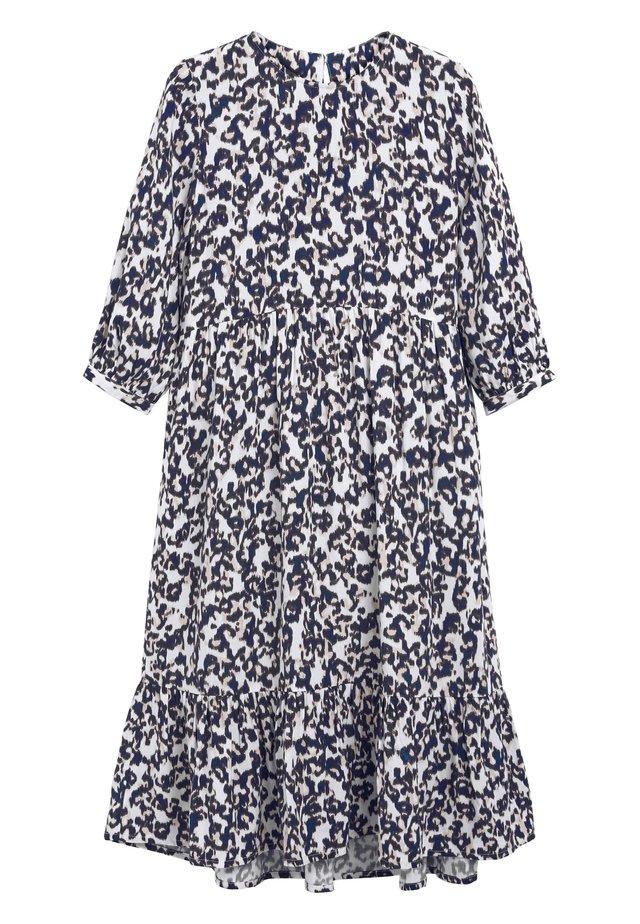 ANIMAL PRINT MAXI DRESS (3-16YRS) - Robe d'été - pink