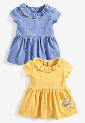 2 PACK BEE T-SHIRTS (3MTHS-7YRS) - Day dress - blue