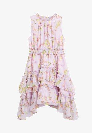 Maxi dress - pink