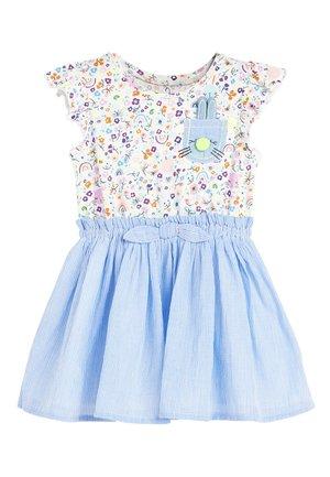 BUNNY APPLIQUÉ DRESS (3MTHS-7YRS) - Day dress - white