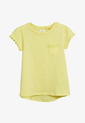 DAISY  - T-shirt print - yellow