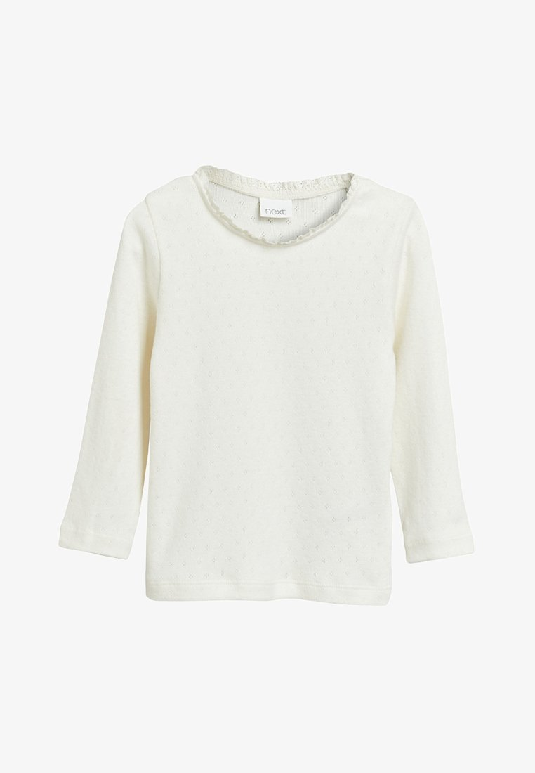 Next - Langærmede T-shirts - white