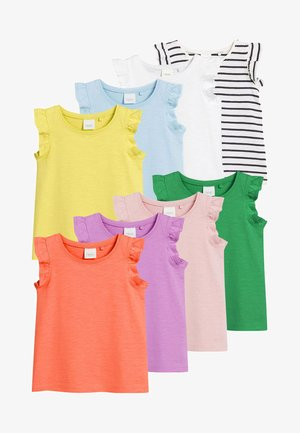 EIGHT PACK - T-shirt print - pink