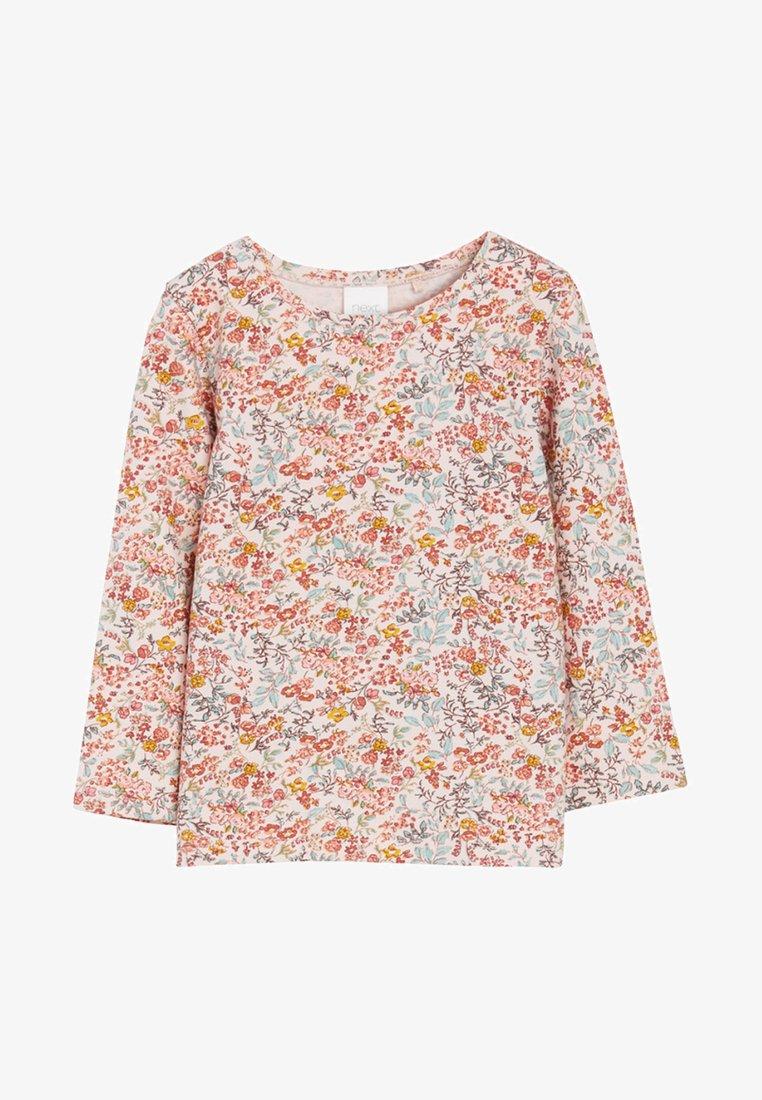 Next - LONG SLEEVE  - Langærmede T-shirts - mottled pink