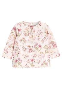 Next - 3 PACK  - T-shirt med print - pink - 3