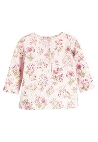 Next - 3 PACK  - T-shirt med print - pink - 2