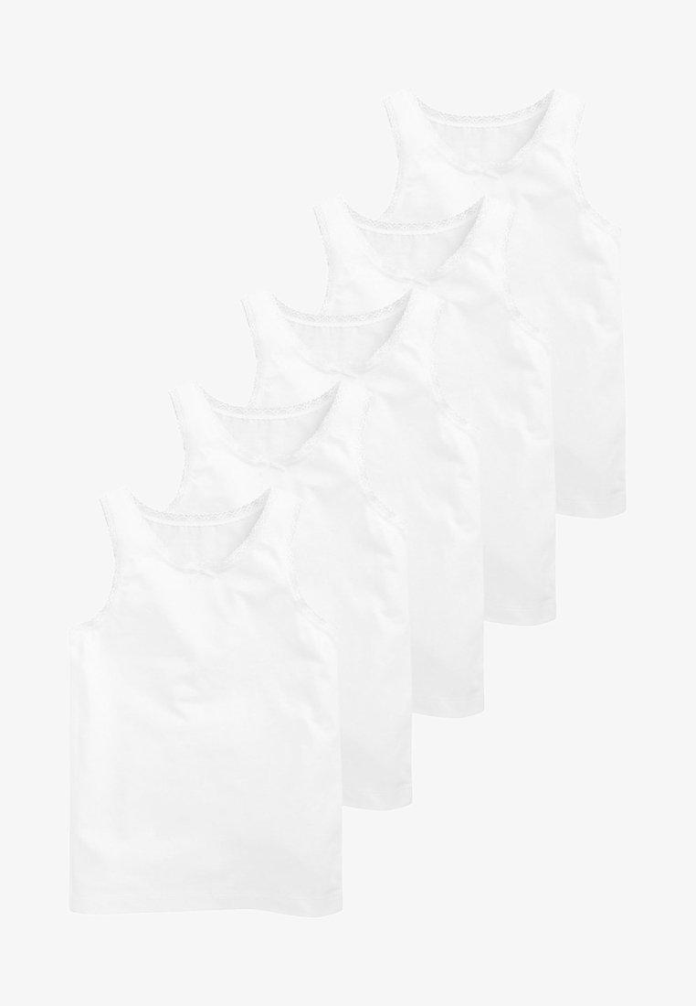 Next - 5 PACK - Toppi - white